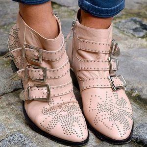 Chloé Susanna Boots Size 35.5